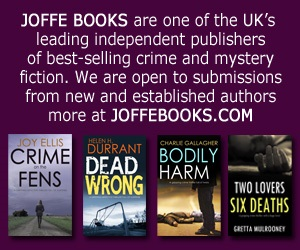 Joffe Books – accepting submissions  What their Authors have