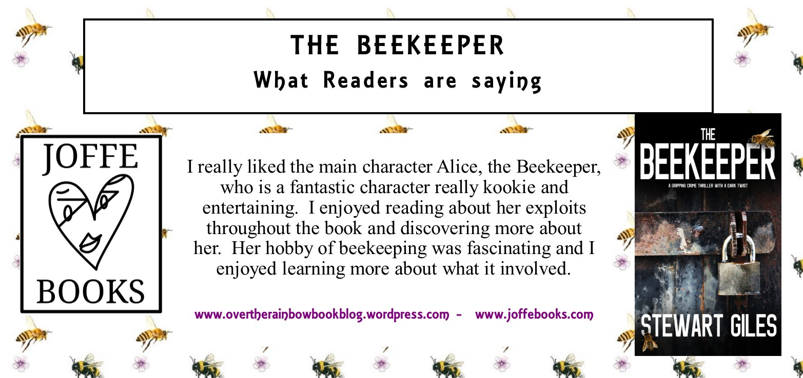 The Beekeeper what readers are saying Joanna