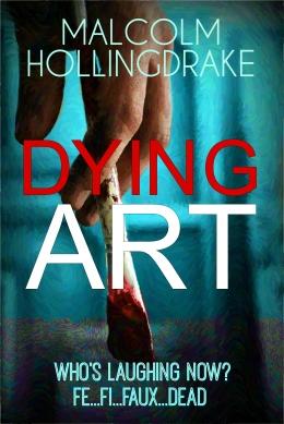 DyingArt hand