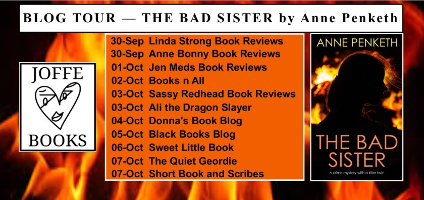 Blog Tour BANNER - The Bad Sister jpg