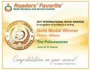 Readers favourite award