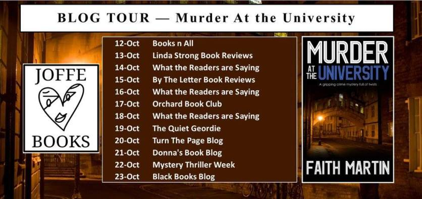 16-Murder at the University
