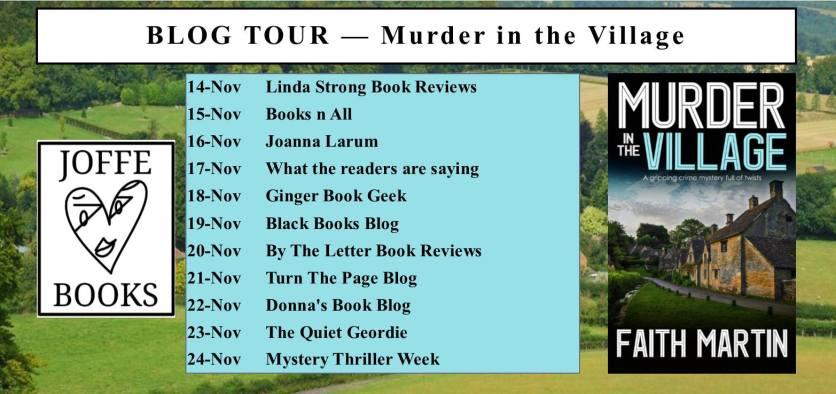 19-Murder in the Village