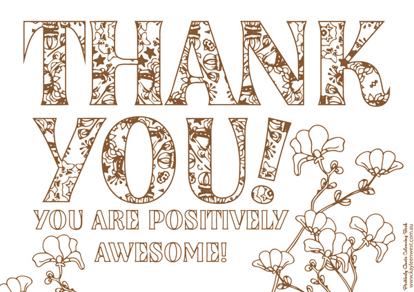 thank you you are awesome