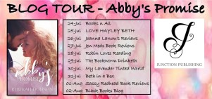 BLOG TOUR Banner - Abby's Promise