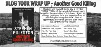 BLOG TOUR wrap up - Another Good Killing