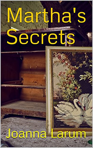 Cover - Marthas Secret
