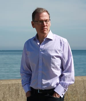 Stephen Puleston author photo